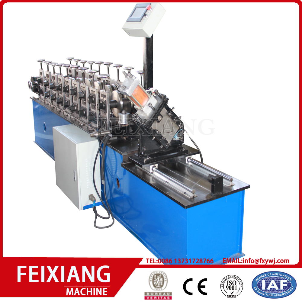 metal stud steel strip roll forming machine