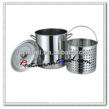 S123 Stainless Steel Fryer And Cooker Basket