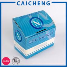 Фабрика изготовленный на заказ Логос напечатал складывая бумажная коробка прямоугольника
