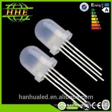 3mm 5mm 8mm led-diode 0,06 Watt / 0,5 Watt einfarbig / rgb / doppel farbe