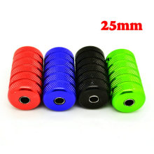 New Design Colourful Aluminium Tattoo Grips 25mm