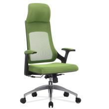 Mobiliário de escritório Cadeira barata de atacado com rodas / cadeira de malha de escritório / oficina de oficina de malha Office