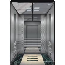 Espelho gravado aço inoxidável passager elevador da China Fabricante