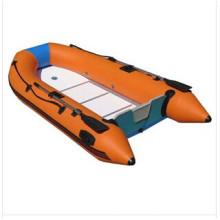 2014 neuer Entwurfs-populäres schönes orange aufblasbares Boot zum Fischen