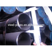Tuyau en acier au pétrole et tuyau en acier au carbone sans soudure st35.8