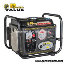 Мощный бесшумный портативный бензиновый бензиновый генератор 950