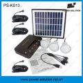 Sonnenkollektor-LED-Licht-Sonnenenergie-Energiesystem-Hausgebrauch