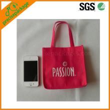 billig mini eco wiederverwendbare nicht gesponnene Tasche