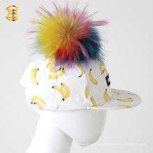 Bola de béisbol de la muchacha de China del cabrito de moda al por mayor con el bordado