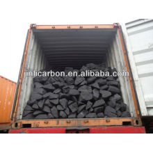 pedaços de ânodo de carbono / anodo bloco de carbono