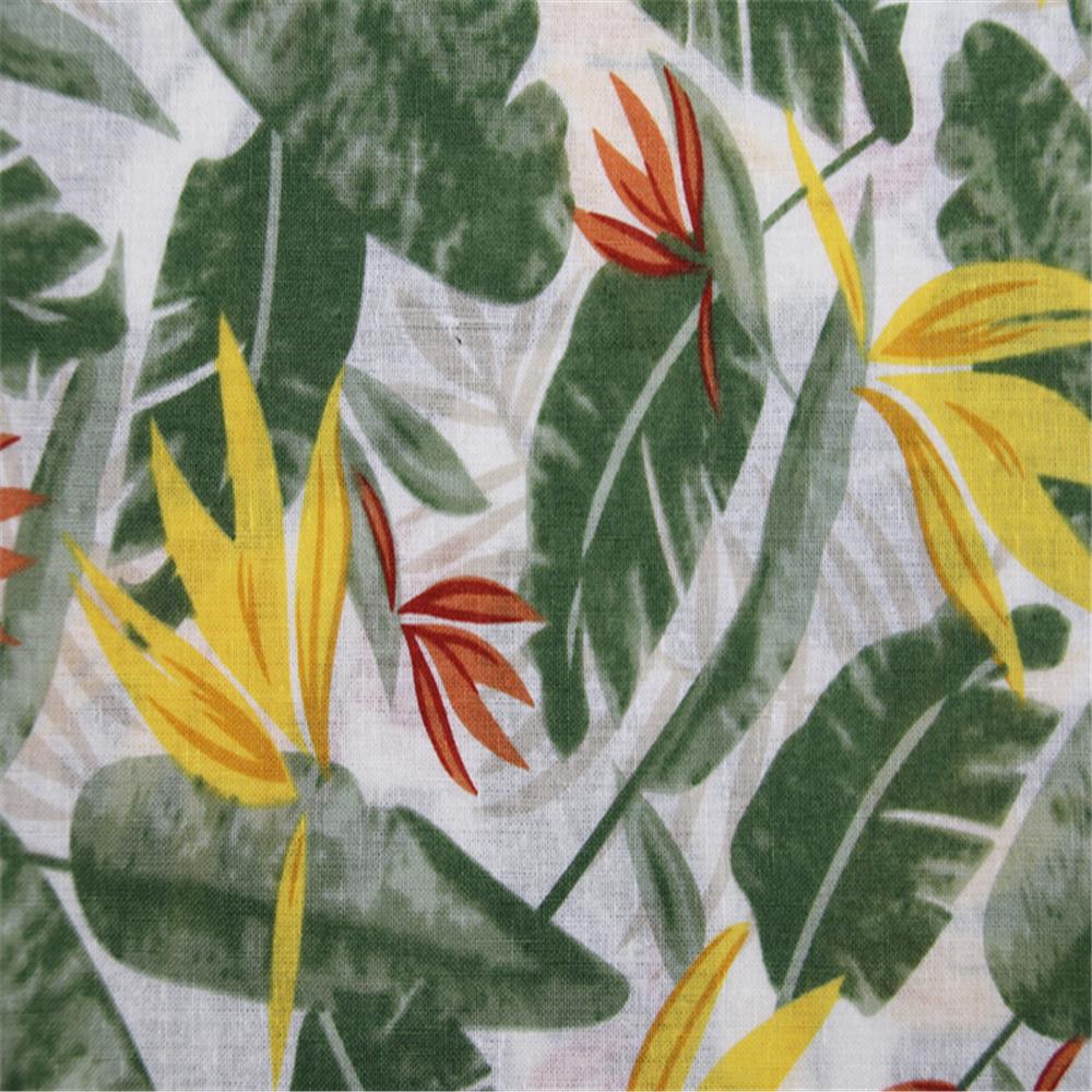 Linen Cotton dress fabric
