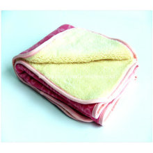 100% Polyester Shepa Fleece Blanket in Different Colors