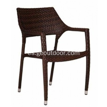 Homeuse Furniture Silla de mimbre para hotel