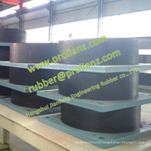 Lrb Seismic Rubber Isolator to Nigeria