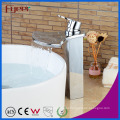 Fyeer Big Spout Waterfall Mixer Tap Bathroom Waterfall Basin Faucet