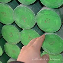 China fabrica hoja de plástico PP verde / tablero