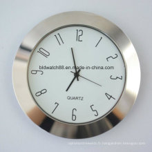 Mouvement Japonais Petite Horloge 65mm Insère Boîtier En Métal