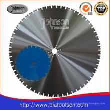 Cuchilla de diamante de hormigón para la construcción