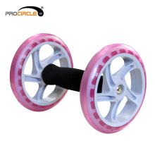 Equipamento de fitness Abdominal Exercise Exercise Wheel