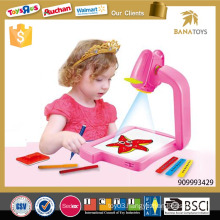 3in1 Educational projector painting toy