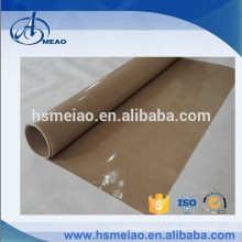 Fabriqué en Chine Tissu en tissu en fibre de verre revêtu de PTFE en douceur