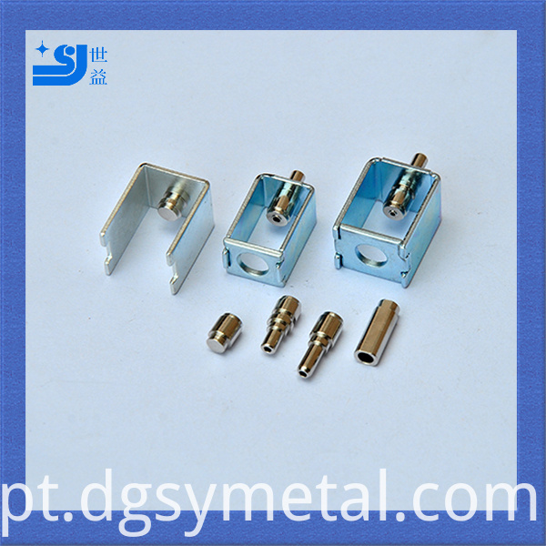 Metal Part of Solenoid Valve