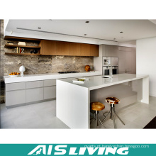 Mobília UV dos armários de cozinha do preço de fábrica de Foshan (AIS-K381)