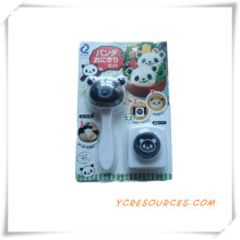 Kuchen Heißer Verkauf Verschiedene Formen Kunststoff Ausstecher 2015 Werbegeschenk für Plätzchenform Die Panda Präge Gerät (HA13012)