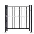 Ворота и забор с копьем сверху (один)