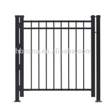 Fence Gate con Spear Top (individual)