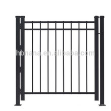 Fence Gate with Spear Top (single)