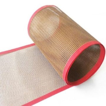 Non-stick PTFE mesh belt for food drying machine