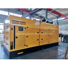 Wholesale Price CE ISO Standard 100kVA Soundproof Yuchai Electric Diesel Power Generator
