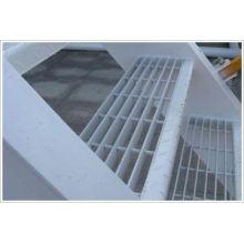 Glattes Stahlgitter für Fußböden