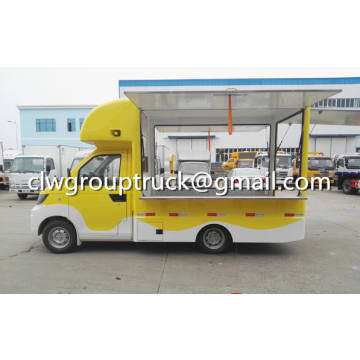Kairui Gasoline Mobile Shop Truck For Sale