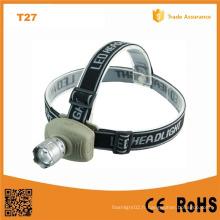 Phare avant haute puissance télescopique CREE Xr-E Q5 (POPPAS-T27)