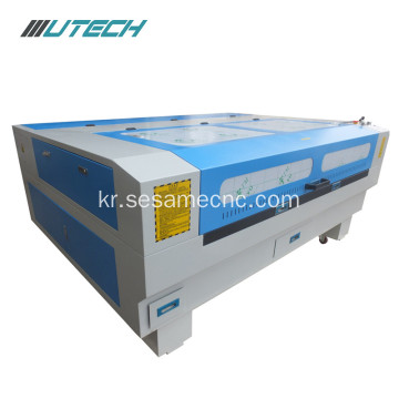 CO2 laser machine rubber stamp laser engraving