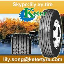 Budget Truck Tyre 295/80R22.5 315/80R22.5 in KTHD2 Pattern