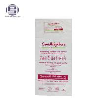 Напечатаны благотворительные полиэтиленовые мешки для платья