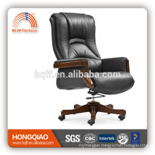 CM-B53AS-2 swivel leather office executive office chair