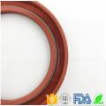 Auto Parts Front Crankshaft Rubber Oil Seals Silicone Material Geely Refacciones Oil Seal
