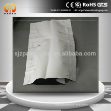 panda film,white black bag with hole for soilless culture