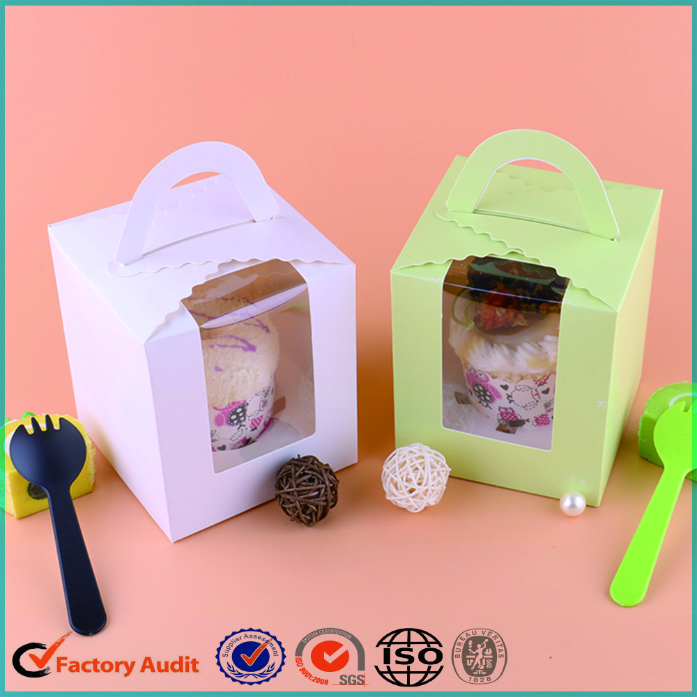 Single+Pack+Cupcake+Packaging+Box+PVC+Window