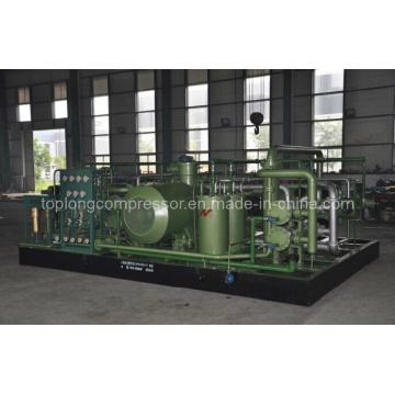 Compresor del argón del compresor del nitrógeno del compresor del helio del aceite libre (D-8.5 / 0.025-30)