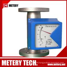 Variable area flowmeter flowmeter from Metery tech.