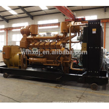 8kw-1000kw natural gas turbine generator with CE