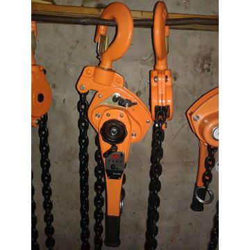 Hand Tool Safe Locking Hook Lever Hoist