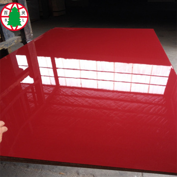 HIGH GLOSSY UV Powder coating  MDF Furniture