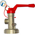 Dn65 fire hydrant landing brass safety valves price