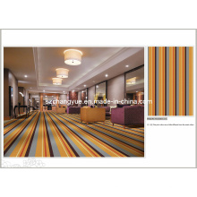 Almofada de Inkjet Nylon de alta qualidade para parede Hotel Carpet